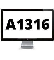 Apple Cinema Display A1316 Parts