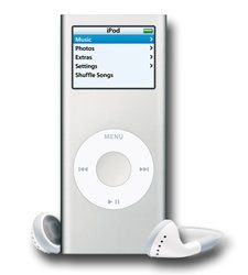 iPod Nano 2nd Generation Parts
