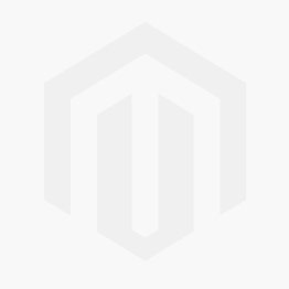 For Nintendo Switch Console - Full ClearView Transparent Pink Housing Shell - Complete (Front / Back)